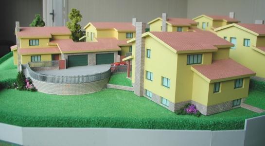 Residencial en A Zapateira